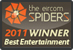 Spiders Winner