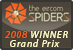 Spiders Grand Prix Winner